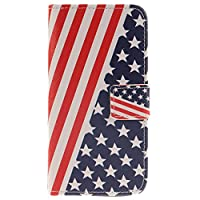 Galaxy S6Edge Case, JGNTJLS Colorful-Pattern, Multifunctional Cover Wallet For Samsung 5.1