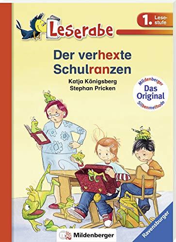 Leserabe mit Mildenberger Silbenmethode: Der verhexte Schulranzen