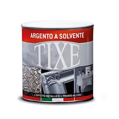 Tixe 103201, Vernice, Cromo/Argento, 6 x 6 x 7 cm
