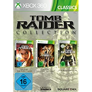 Tomb Raider Collection – [Xbox 360]