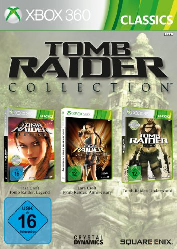 Tomb Raider Collection - [Xbox 360] (Sammlung-media-konsole)