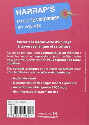 Harrap's parler le Vietnamien en voyage (Parler en voyage)