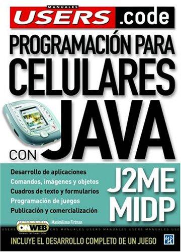 Programacion Para Celulares Con Java