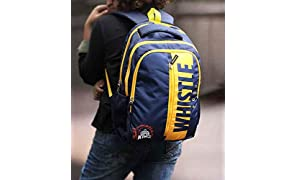 Official CSK Superfan Laptop Backpack