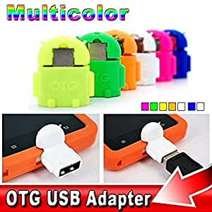 VOLTAC` ™ Android little OTG Adapter Micro USB OTG to USB 2.0 Adapter for Smartphones & Tablets. Pattern #231005