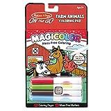 Melissa & Doug Magicolor Colouring Pad english - Farm Animals