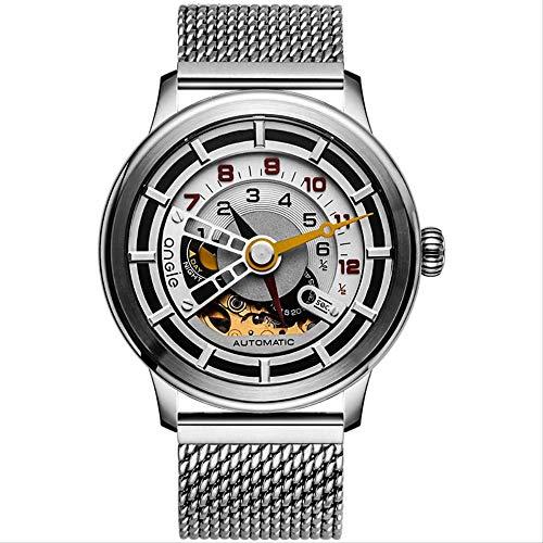 26a4aad78b00 CHZDWBHBD Relojes Ver El Concepto De Los Hombres Reloj Mecánico Reloj  Grande 7 Siete Hueco Reloj Marea Impermeable