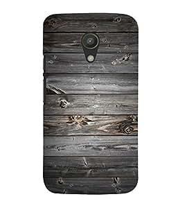 printtech Wooden Design Back Case Cover for Motorola Moto G2 X1068 / Motorola Moto G (2nd Gen)