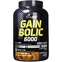 Olimp Gain Bolic 6000 - Gewichtszunahme, Geschmack Schokolade, 1er Pack (1 x 3.5 kg)