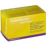 Centro Vision Lutein forte Sparset 2x90 Stück Ergänzende bilanzierte Diät. Zur Behandlung der fortgeschrittenen altersbedingten Makuladegeneration (AMD)