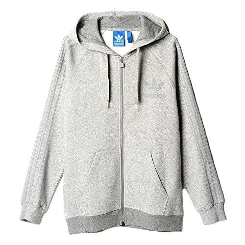 Split Fleece Hoody (Adidas Originals Sport Essentials Kapuzenjacke (Herren))