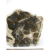 Natural Mente - Achat,Achatende,1,65 kg,ca.14x15cm,Mineral,Kristall,Heilstein,Achatgeode,Nr.669 preisvergleich bei billige-tabletten.eu