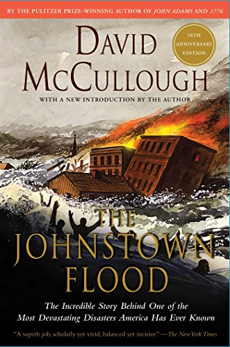 The Johnstown Flood (Touchstone Book) por David Mccullough