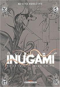 Inugami le réveil du dieu chien Edition simple Tome 8