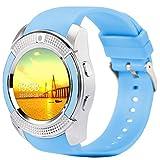 Fashion Smartwatches ★ P1 Bluetooth Smart Watch Armband Band Blutdruck Pulsmesser Fitness