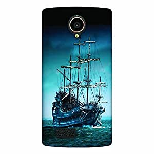 FASHEEN Premium Designer Soft Case Back Cover for Reliance Jio Lyf Flame 7