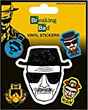Breaking Bad (Heisenberg) Stickers