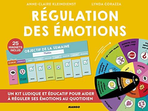 Régulation des émotions : Avec 25 magnets par Anne-Claire Kleindienst