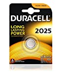 #2: Duracell Specialty Type 2025 Lithium Coin Camera Battery, pack of 1