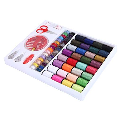 CHIC-CHIC-100-en-1 Ensemble de boîte à couture Set Kit de couture pour machine à coudre domestique