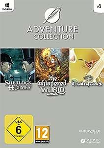 Daedalic Adventure - Collection Vol. 5 - [PC]