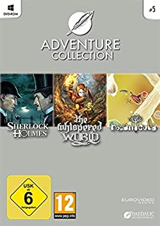 Daedalic Adventure - Collection Vol. 5 - [PC] (B00HT041SG)   Amazon price tracker / tracking, Amazon price history charts, Amazon price watches, Amazon price drop alerts
