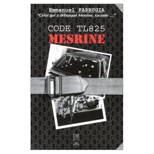 Code T 825 : Mesrine