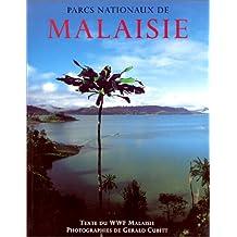 Les Parcs nationaux de la Malaisie (40 cartes couleurs)