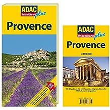 ADAC Reiseführer plus Provence: Mit extra Karte zum Herausnehmen