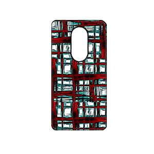 Vibhar printed case back cover for Lenovo K4 Note AbstractWindows