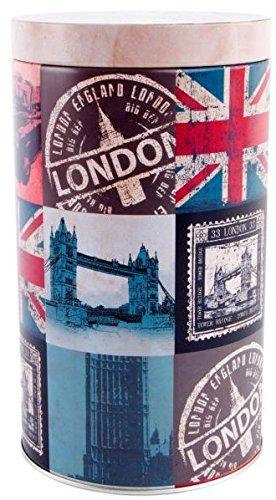 AVENUELAFAYETTE Pot métal Vintage London - 19 cm