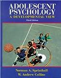 Adolescent Psychology: A Developmental View