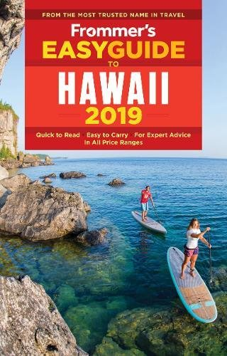 Frommer's EasyGuide to Hawaii 2019