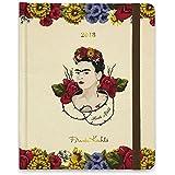Grupo Erik Editores AGVSV1708 - Agenda 2018 Semana Vista Premium Frida Kahlo.