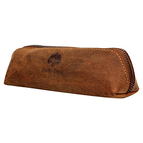 vintage-style-pen-pencil-case-leather-pouch-for-students-professionals-and-artists-gift-tan