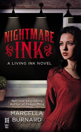 Nightmare Ink (A Living Ink Novel Book 1) (English Edition)