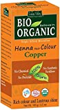 Indus Valley henné cheveux colorant cuivre 100% bio organique triple tamisée en poudre microfine (Copper)