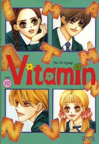 Vitamin, Tome 10 : par Yeo Ho Kyong