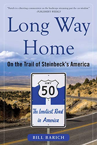 Long Way Home: On the Trail of Steinbeck's America (English Edition)