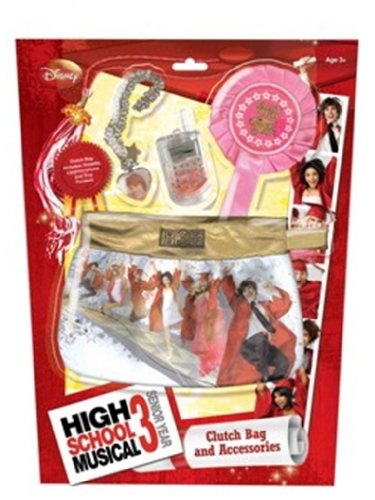 Rubies 3 5314 - High School Musical Clutch (Kostüme School High Kinder Für Musical)