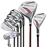 US Kids Golf Ultralight UL 7 Club/Schläger Set, Graphit (60