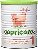 Capricare 1 Latte Formulato a Base di Latta di Capra - 500 g