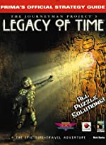 The Journeyman Project 3 - Legacy of Time : Prima's Official Strategy Guide de R Barba