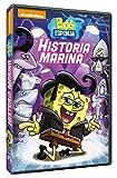 Bob Esponja: Historia Marina DVD España
