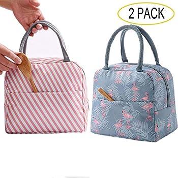 Kasimir 30L Picknicktaschen Doppelschicht K/ühltasche Picknicktasche Lunchtasche Mittagessen Tasche Rot