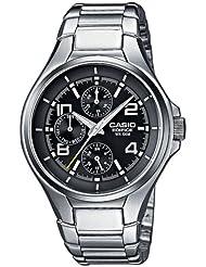 Casio Edifice Herren-Armbanduhr Analog Quarz EF-316D-1AVEF