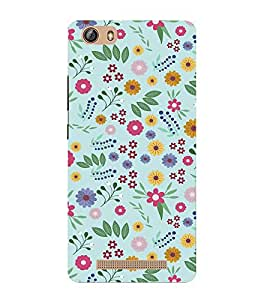 PrintVisa Designer Back Case Cover for Gionee Marathon M5 lite (pyar prema heart kiss love ishq dil )
