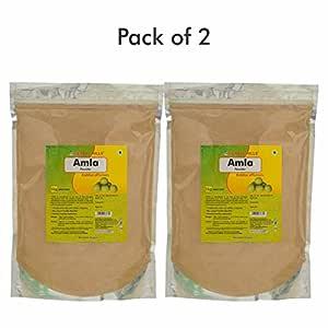 Herbal Hills Amla Powder 1kg Pack of 2 Antioxident supplements