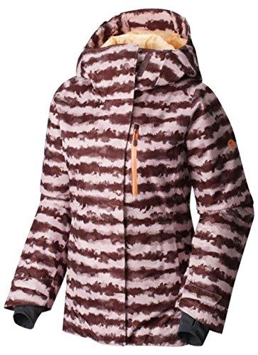 Mountain Hardwear barnsie Jacke-Frauen, damen, Purple Plum -