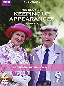 Keeping Up Appearances - Series 5 [UK Import]